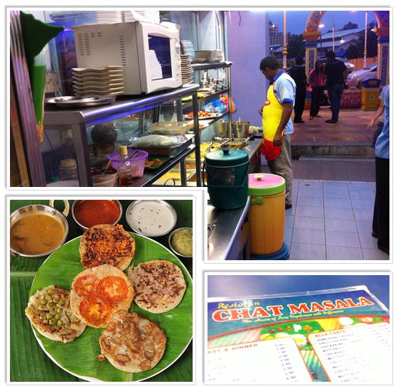chat masala indian vegetarian restaurant big 2