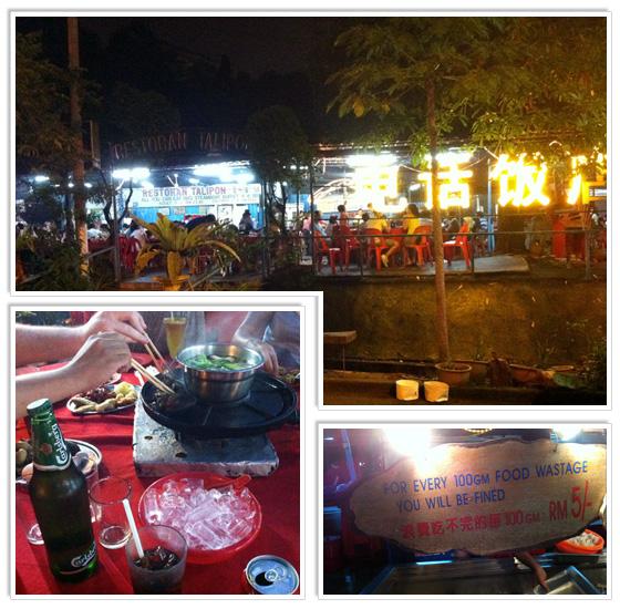 restaurant talipon bbq steamboat big 2