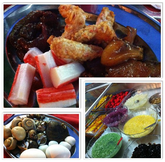 restaurant talipon bbq steamboat big 3