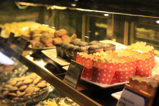 Jogoya Japanese Buffet Restaurant dessert section 1
