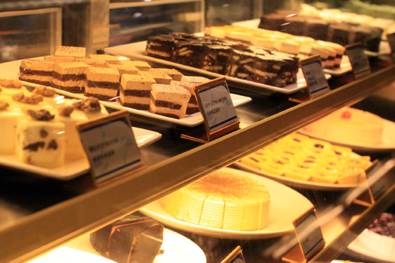 Jogoya Japanese Buffet Restaurant dessert section 2