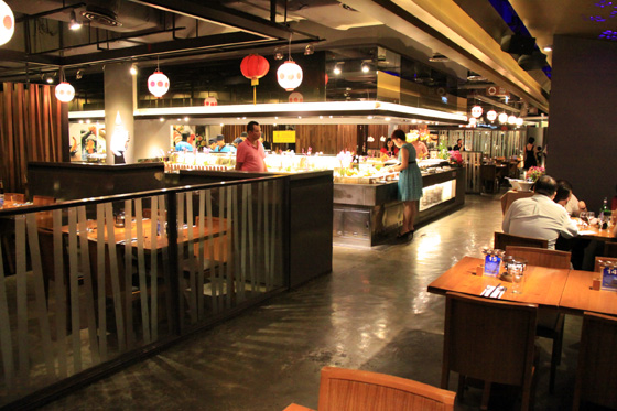 Jogoya Japanese Buffet Restaurant 1