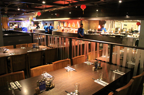 Jogoya Japanese Buffet Restaurant 2