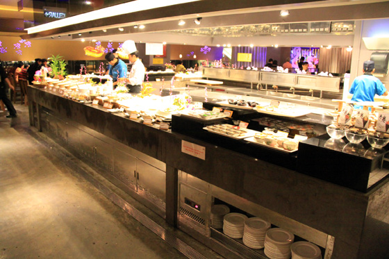 Jogoya Japanese Buffet Restaurant 4