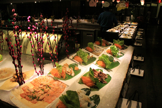 Jogoya Japanese Buffet Restaurant 7