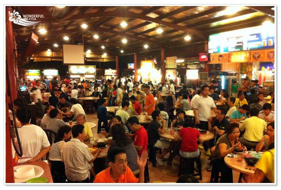 Food Court Kuala Lumpur Ming Tien