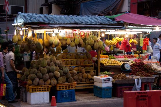 Jalan Alor Food Street in Kuala Lumpur 13