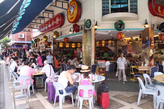 Jalan Alor Food Street in Kuala Lumpur 5