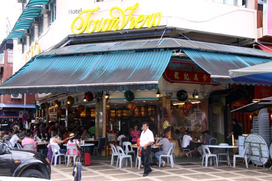 Jalan Alor Food Street in Kuala Lumpur 6