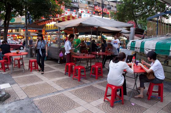 Jalan Alor Food Street in Kuala Lumpur 7
