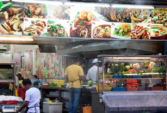 Jalan Alor Food Street in Kuala Lumpur 8