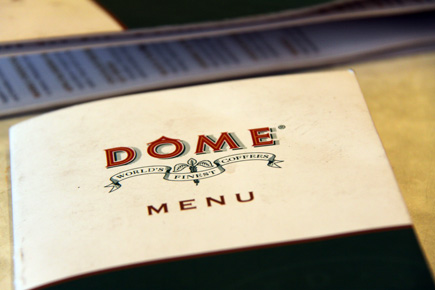 dome coffee place 1