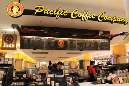 pacific coffee company 1
