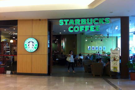 starbucks coffee place 2