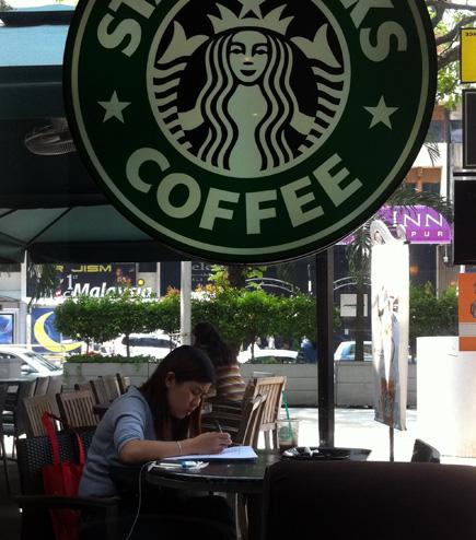 starbucks coffee place 6