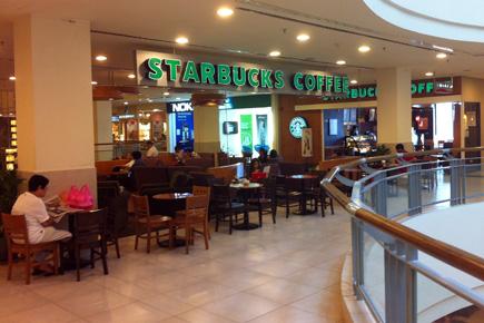 starbucks coffee place 7