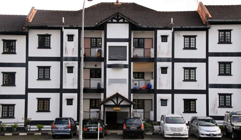 Gerards Place Cameron Highlands 1
