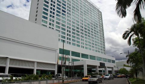 pullman kuching hotel 1