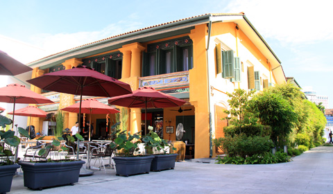 Boutique Hotel Georgetown Malaysia