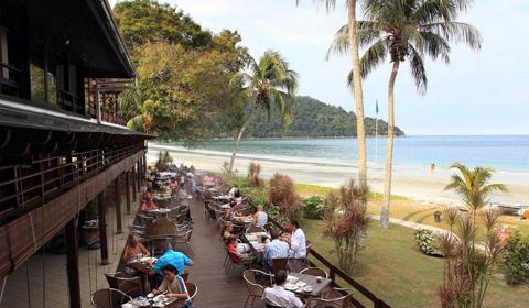 Pangkor Island Beach Resort | Wonderful Malaysia