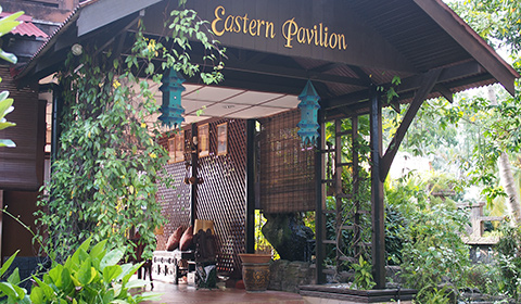 Eastern Pavilion, Cherating