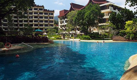 shangri la 39 s rasa sayang resort penang wonderful malaysia. Black Bedroom Furniture Sets. Home Design Ideas