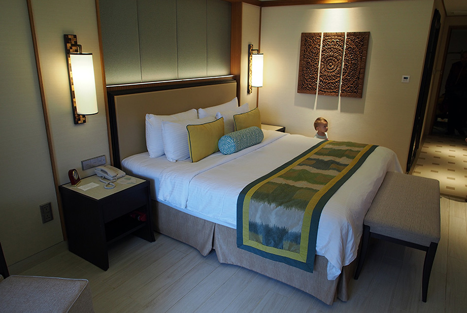 Shangri-La's Rasa Sayang Resort Room