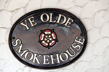 Trip Cameron Highlands Old Smoke House sign
