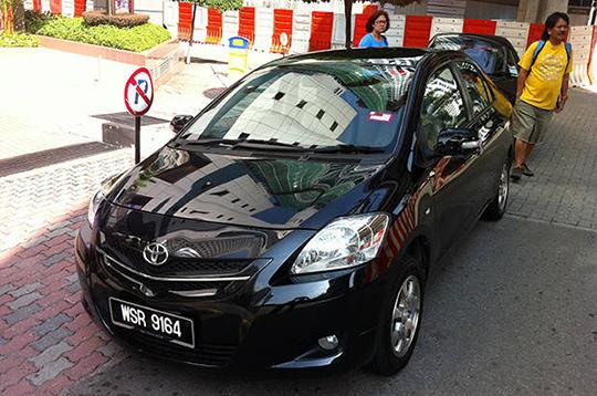 Car Rental in Malaysia 2