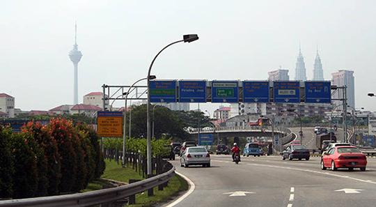 Roads in Malaysia 1