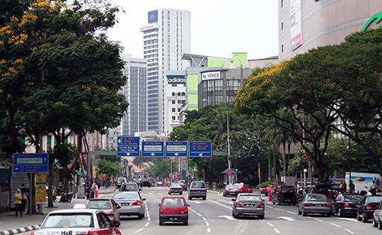 Roads in Malaysia 2