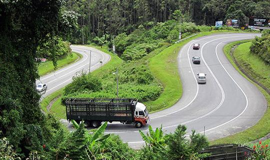 Roads in Malaysia 3