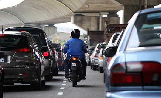 Roads in Malaysia 4