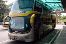 Aeronline bus operator