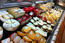 Cheese available everywhere in Malaysia