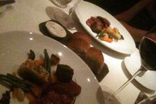 Lafite exclusive restaurant within Shangri-La Hotel