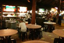 Food court Ming Tien Taman Megah