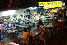 Mamak Restaurant Bahdushah Kuala Lumpur