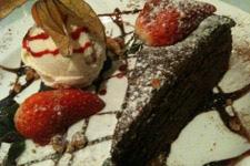 Very nice dessert