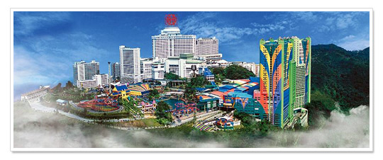 Genting Highlands City of Entertainment