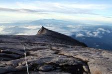 Top of Mount Kinabalu