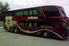 Special bus from Johor to Changi Airport