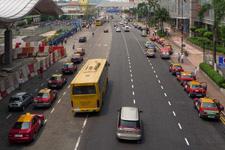 Taxis in Kota Bahru