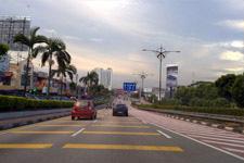 Streets of Johor Bahru