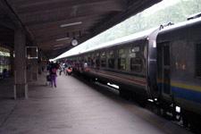 Train to Johor Bahru
