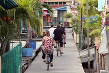 Ketam bycicle ride