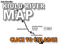 Map Kiulu River Sabah