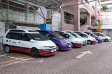 Premier taxi stand at KL Sentral