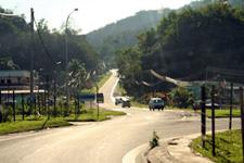 Kota Kinabalu drive to Kinabalu National Park