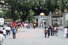 Kings Old Palace in Kuala Lumpur